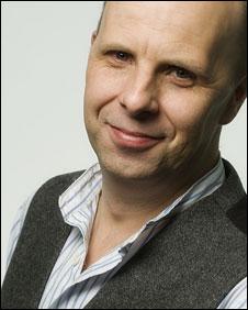 James Hazell, BBC Radio Suffolk