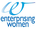 footer enterprising women